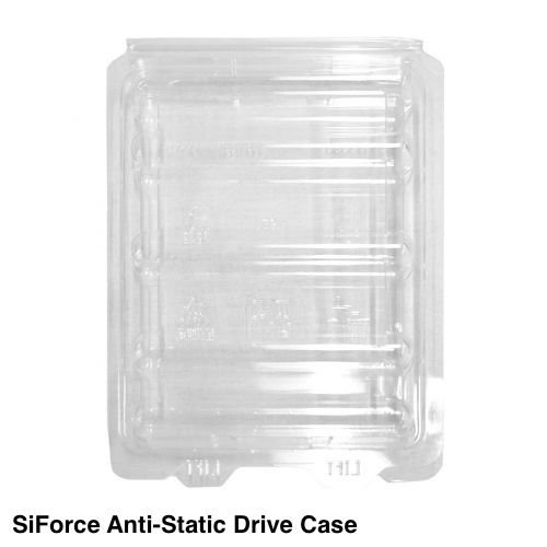 SiForce Anti-Static ESD Clamshell Case for Drives, Feature Image