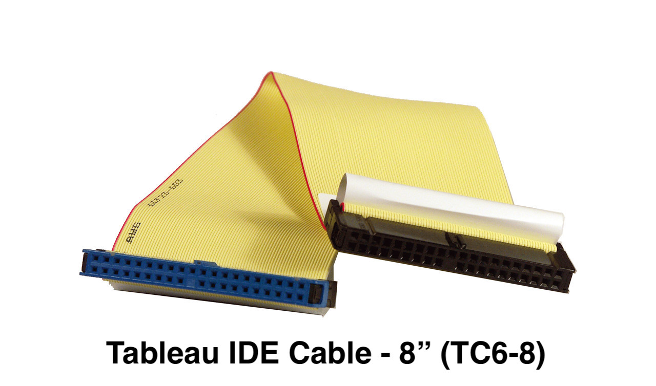 """Picture of Tableau IDE Cable - 8"""" (TC6-8)"""