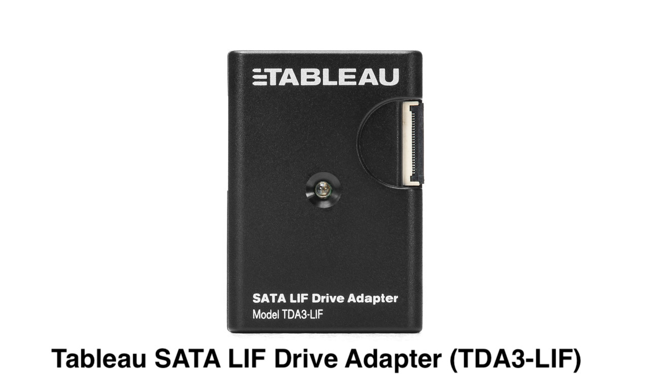 Picture of Tableau SATA LIF Drive Adapter (TDA3-LIF)