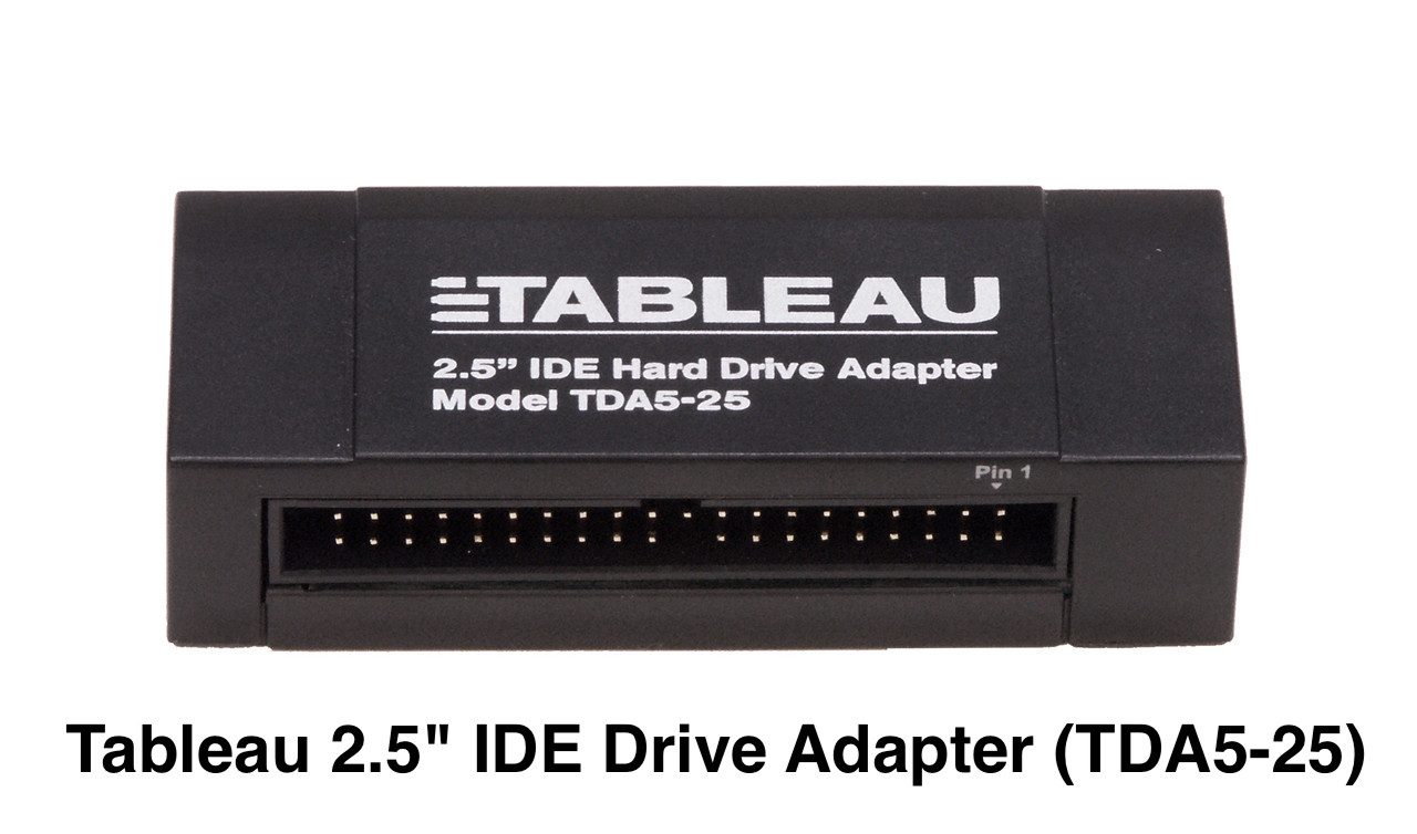 """Picture of Tableau 1.8"""" IDE Drive Adapter (TDA5-18)"""