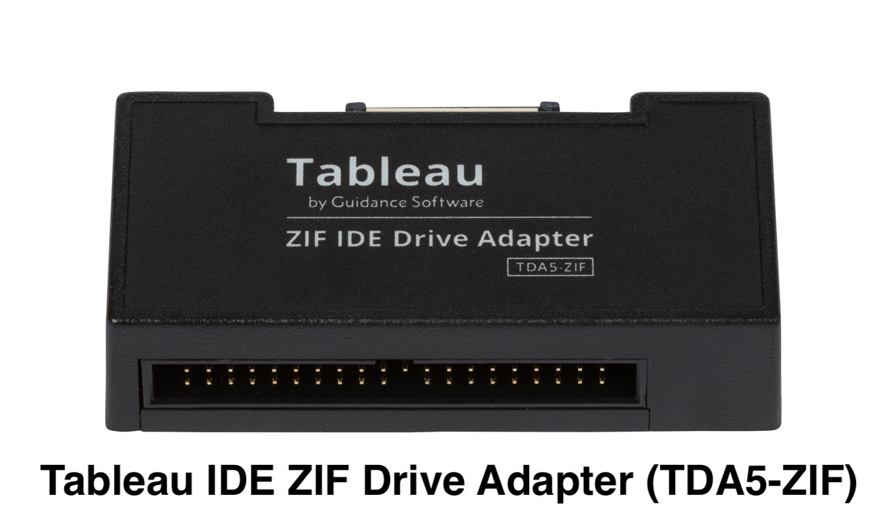 Picture of Tableau IDE ZIF Drive Adapter (TDA5-ZIF)