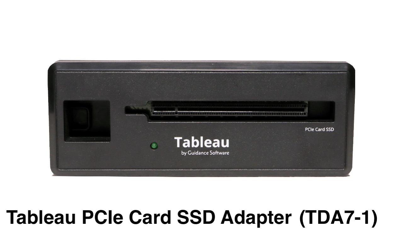 Tableau PCIe Card SSD Adapter