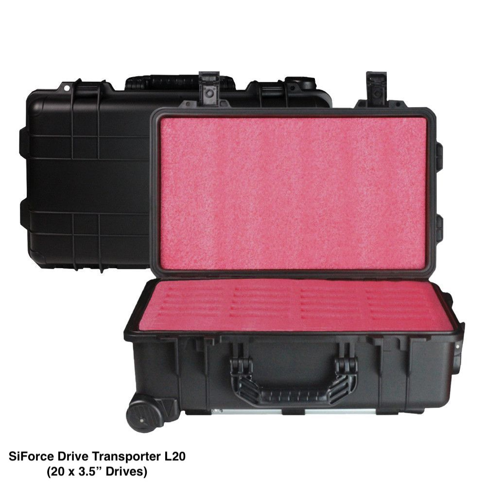 SiForce Drive Transporter L20 Feature Image